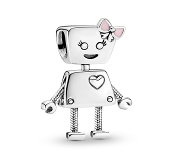 Charms Robot Bella